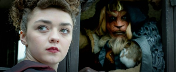 Maisie Williams in Doctor Who