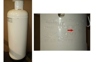 recall, propane cylinders, Manchester tank & equipment Co.