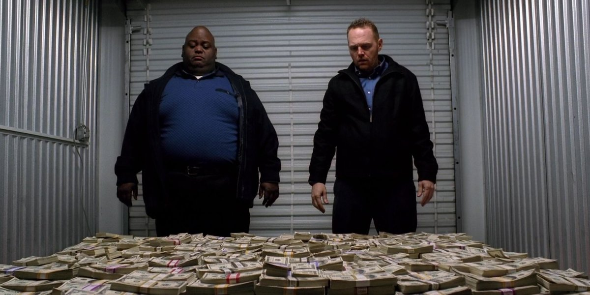 Lavell Crawford and Bill Burr on Breaking Bad