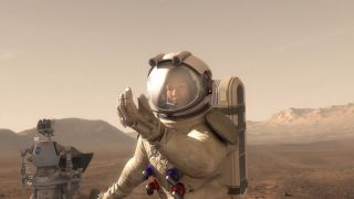 NASA is planning to send astronauts to Mars in the 2030s.