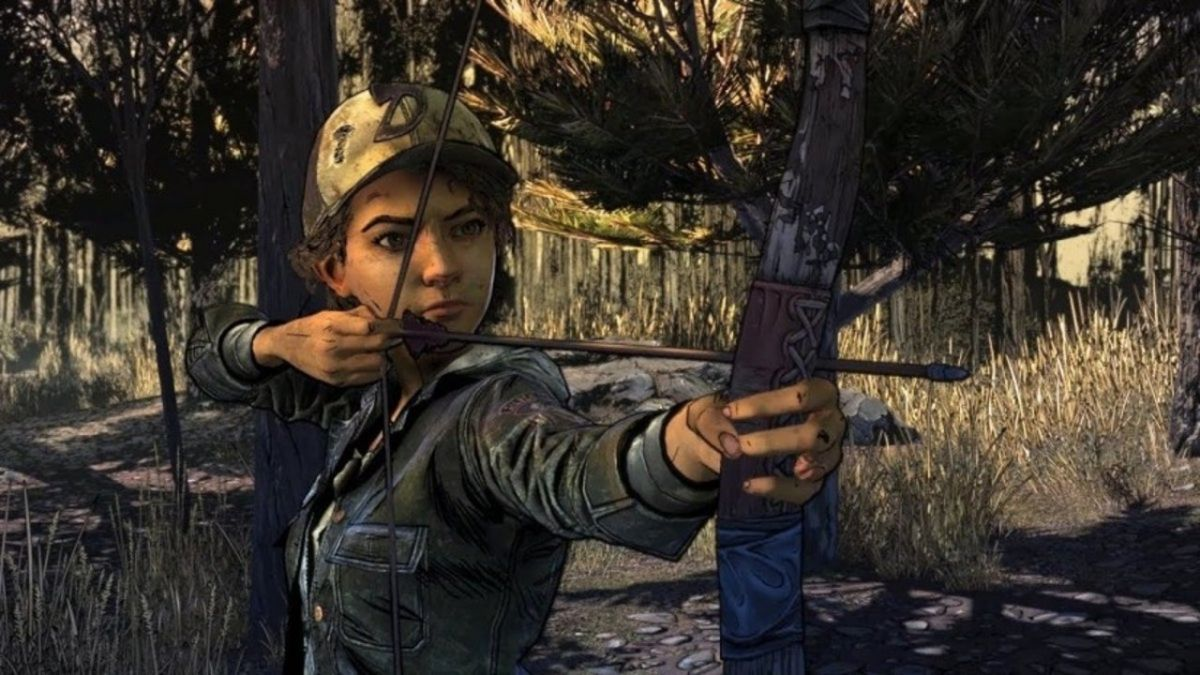The Walking Dead seasons 2 and 3 are now available on Switch