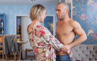 Hollyoaks spoilers: Adam attempts to seduce Darcy!