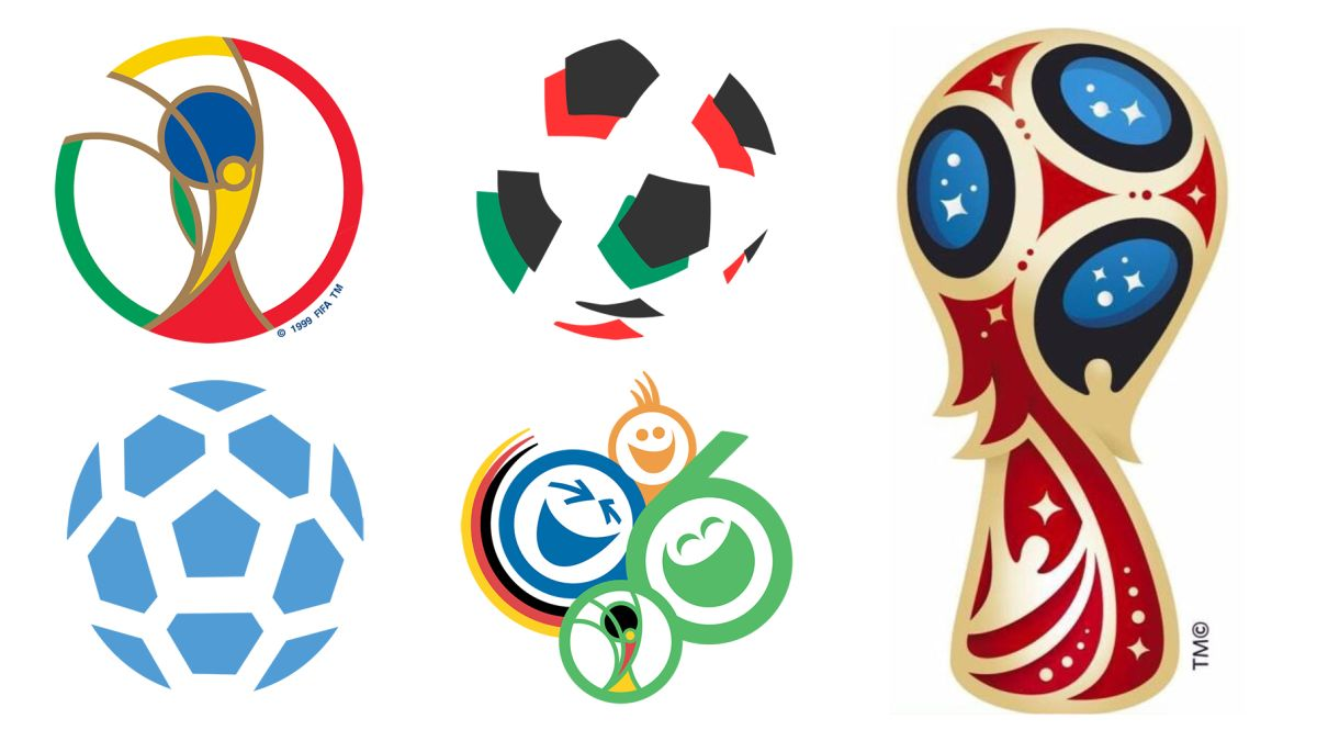Best World Cup logos ever