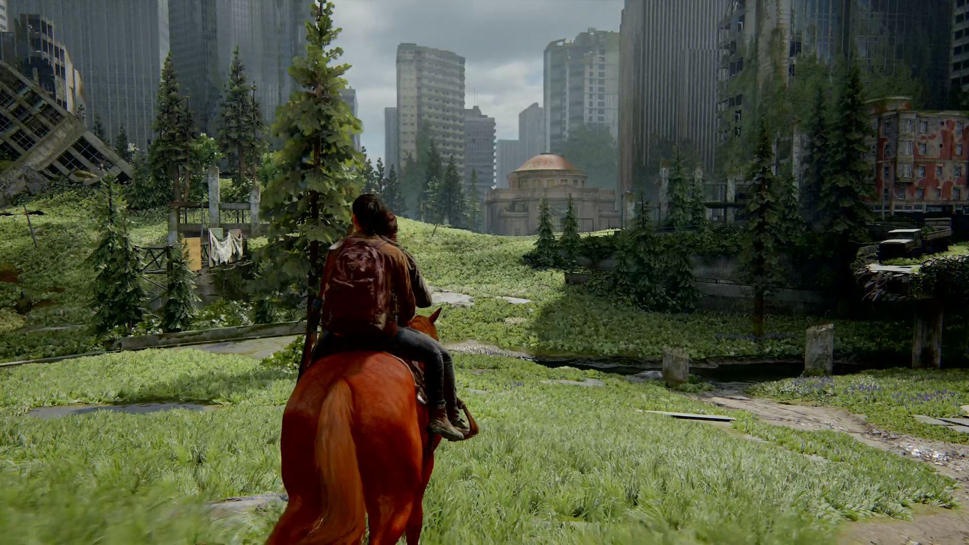 Complete The Last Of Us 2 Map For Seattle Every Location Stash And Site To See Gamesradar