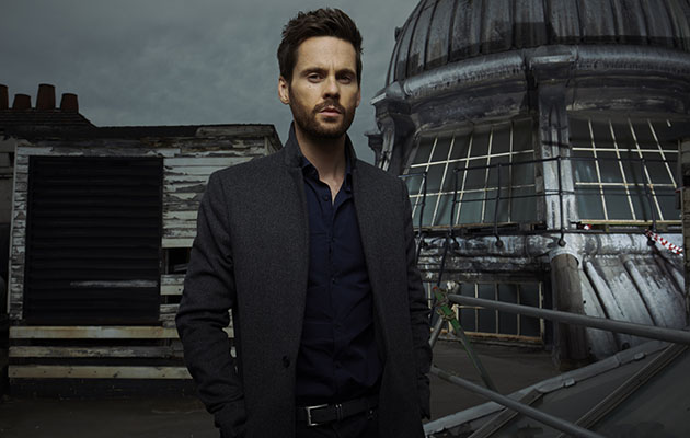 Dark Heart star Tom Riley: 'My character goes rogue on a daily basis!'