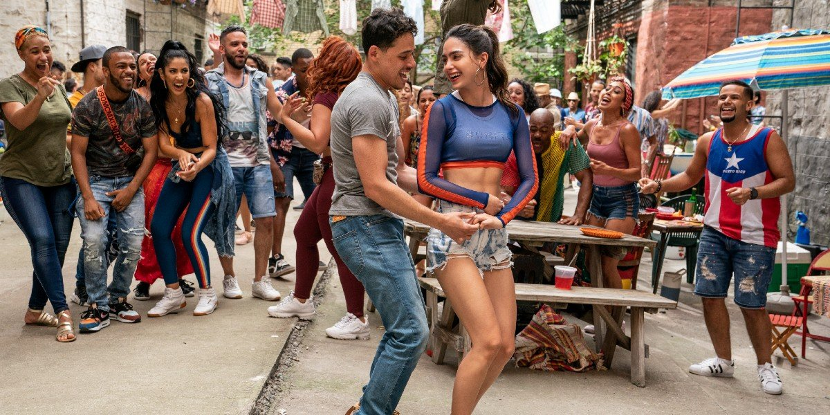 In The Heights Falls Short Of Expectations In Its Box Office Debut