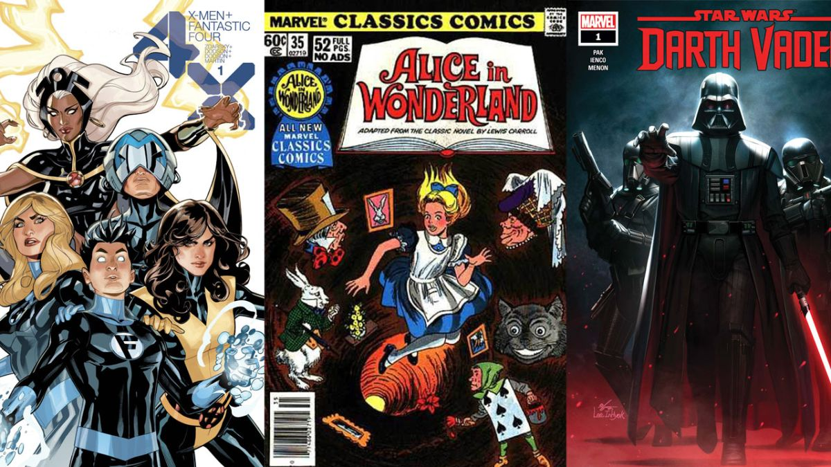 New on Marvel Unlimited (August 2020): All the comics arriving