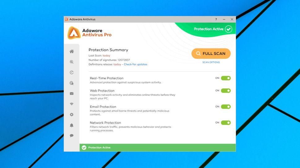ad aware free antivirus+ test