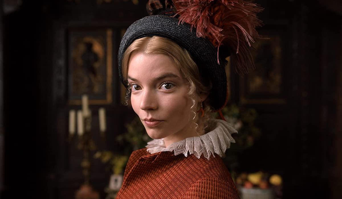 Anya Taylor-Joy as Emma Woodhouse in Emma 2020