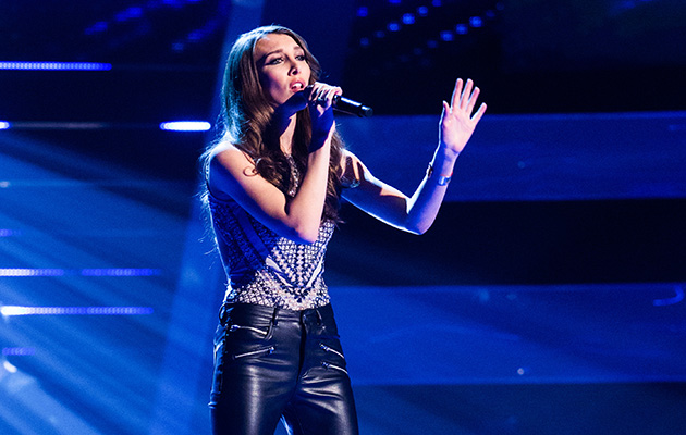 The Voice UK, Lucy Kane