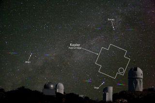 Alien Planet Kepler-21b