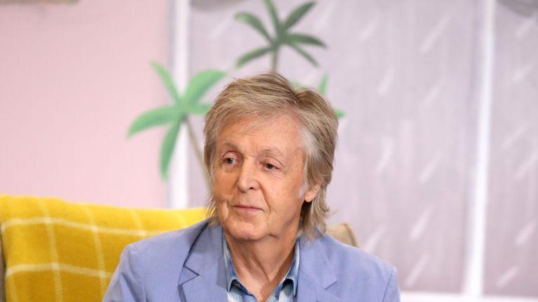Paul McCartney in 2019