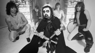 Best Metal Band 2020 Mercyful Fate bring original lineup back to home turf in Copenhell