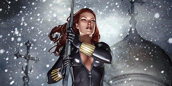 Black Widow Deadly Origin Comic