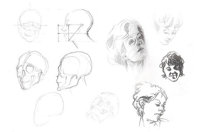 Human Figure Drawing