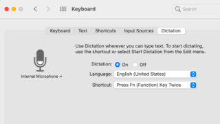 MacBook tips: How to use speech-to-text to dictate in macOS