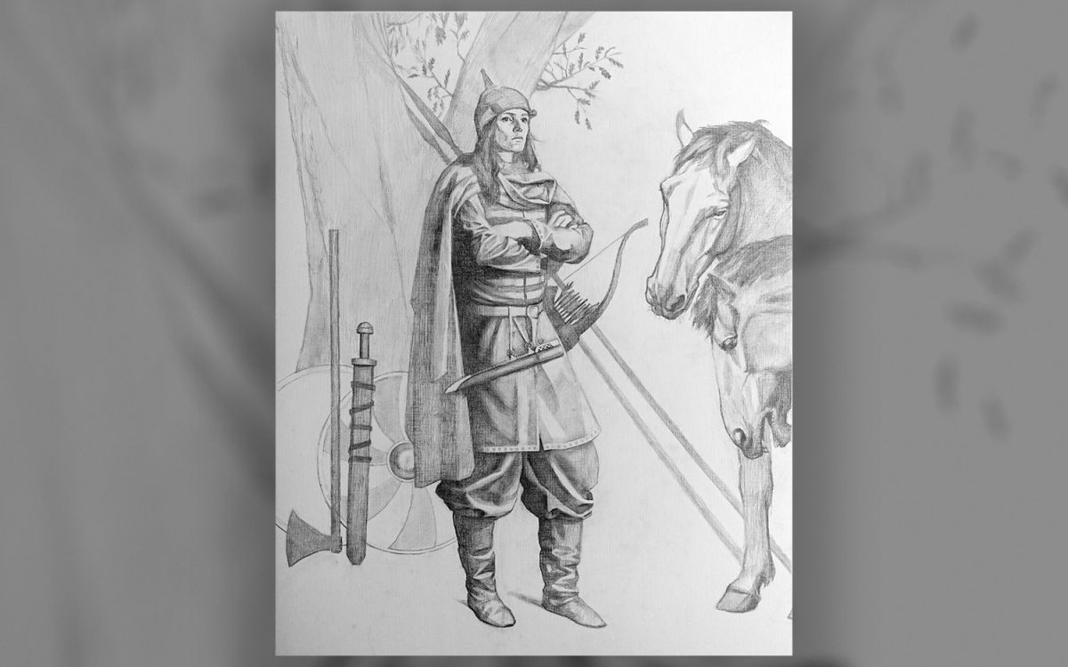 Yes, That Viking Warrior Buried with Weapons Really Was a Woman