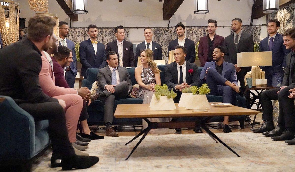 the bachelorette season 16 premiere clare crawley men abc