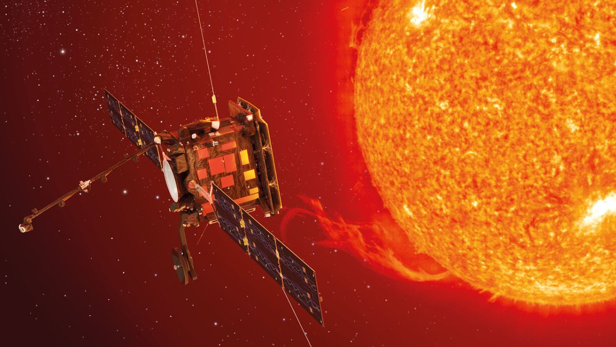 European Solar Orbiter will give us our first look at the sun's poles - Space.com