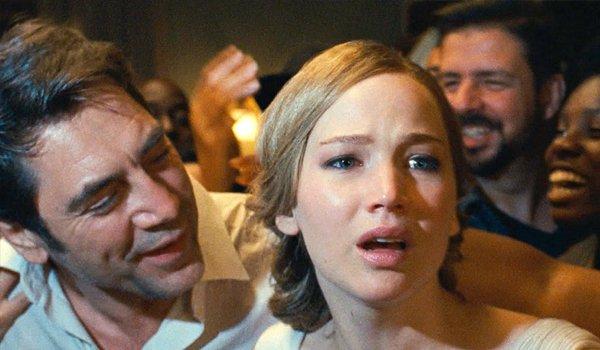 mother Jennifer Lawrence Javier Bardem
