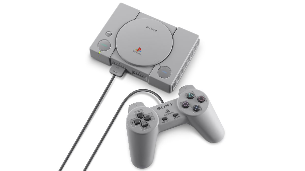 The PlayStation Classic is the perfect present for a retro-gaming Christmas