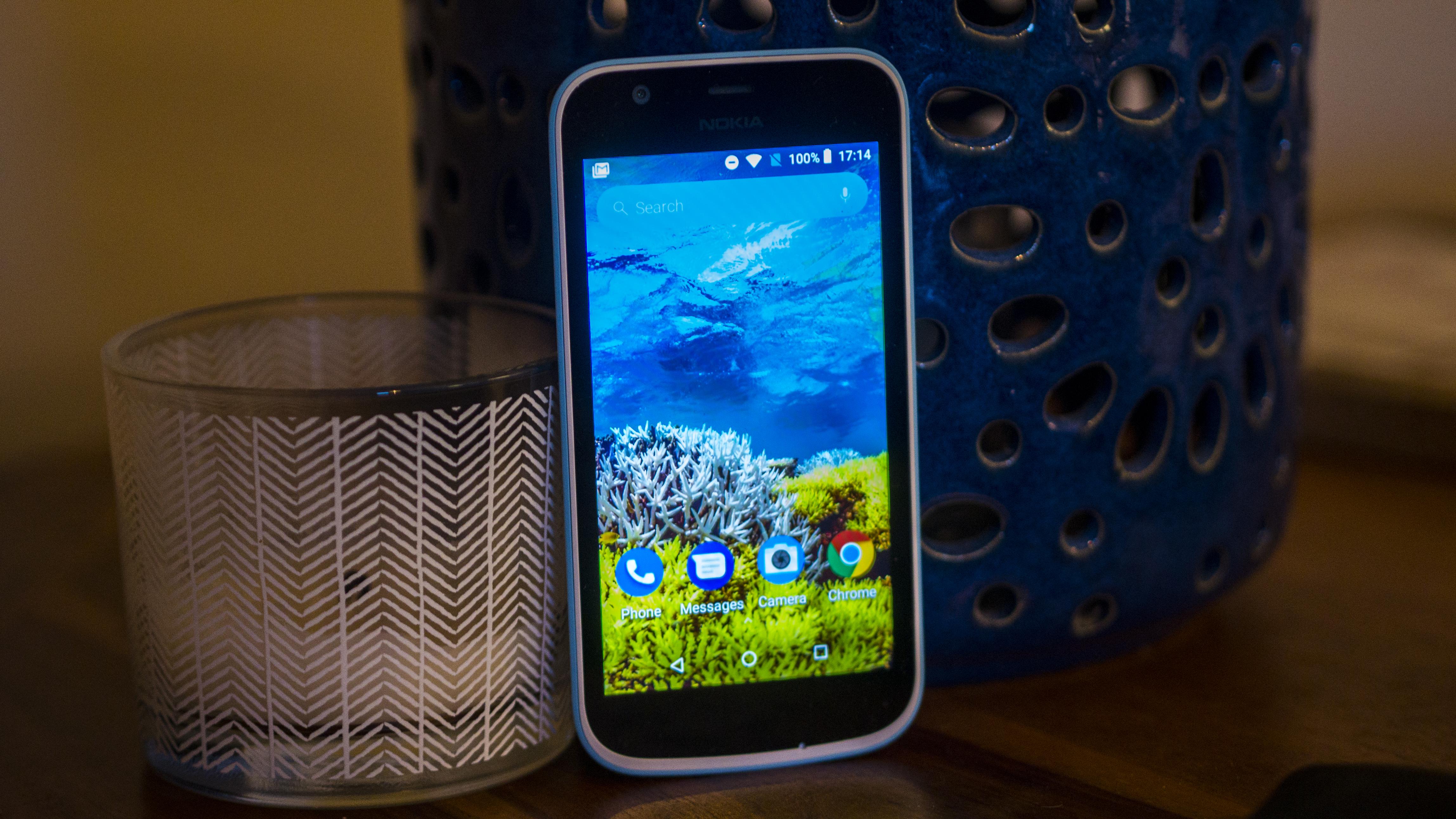 Nokia 1 review   TechRadar