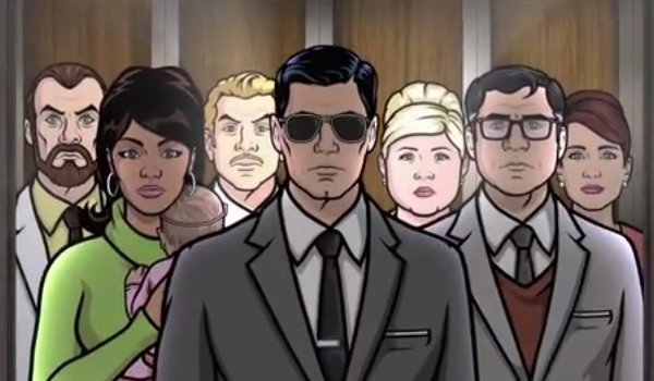 A Room Fit For An Archer: Watch Archer Crossover With Kingsman In Hilarious New Video