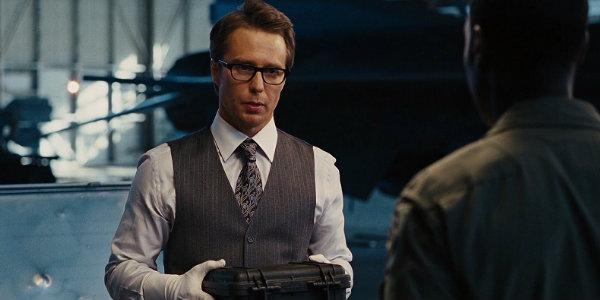Sam Rockwell Justin Hammer Iron Man 2