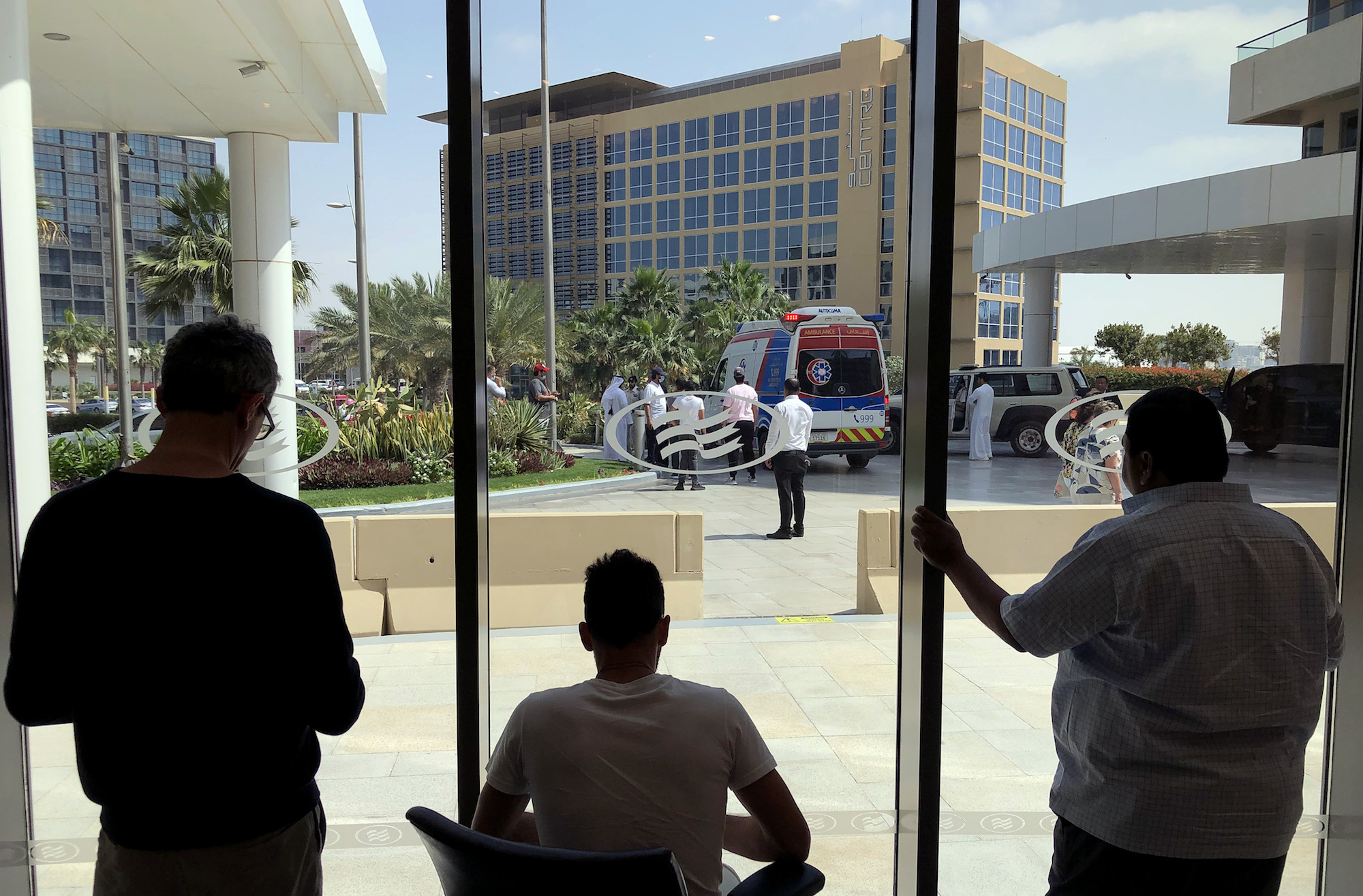 'I could see something was brewing but didn't think it was coronavirus': Inside the hotel on lockdown at the UAE Tour - Cycling Weekly