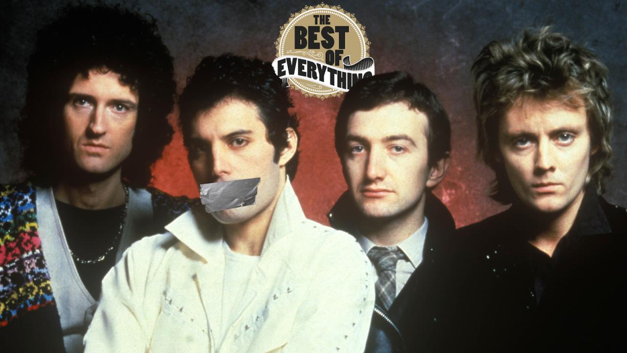 The 10 best Queen songs Freddie Mercury didn't sing | Louder