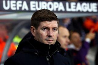 Rangers v Sporting Braga – UEFA Europa League – Round of 32 – First Leg – Ibrox Stadium
