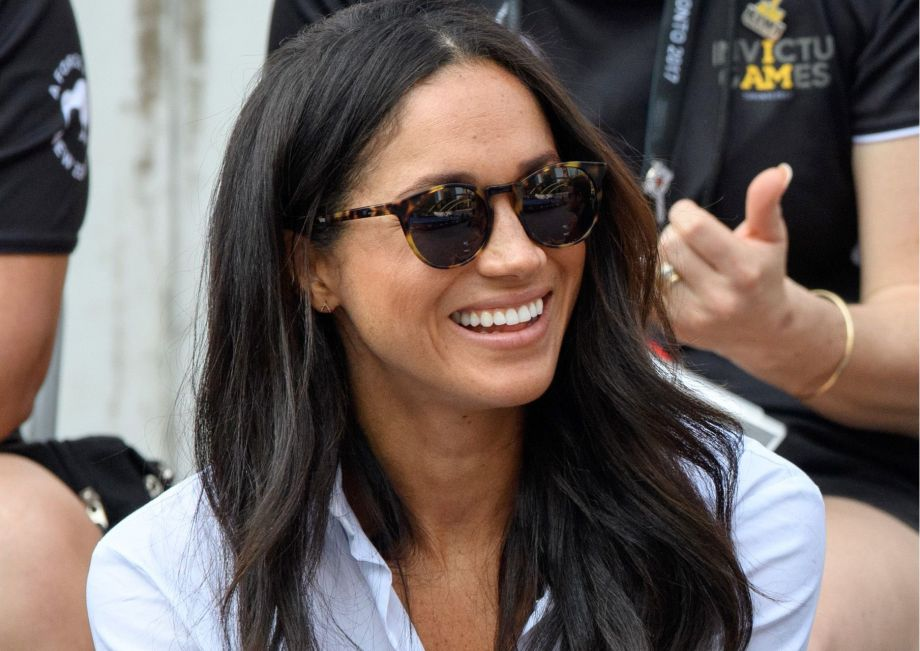 edd702306343 Meghan Markle s tortoiseshell sunglasses are back in stock!