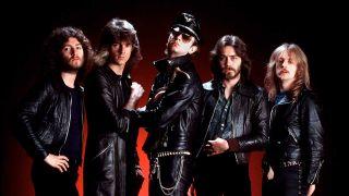 Judas Priest in 1978