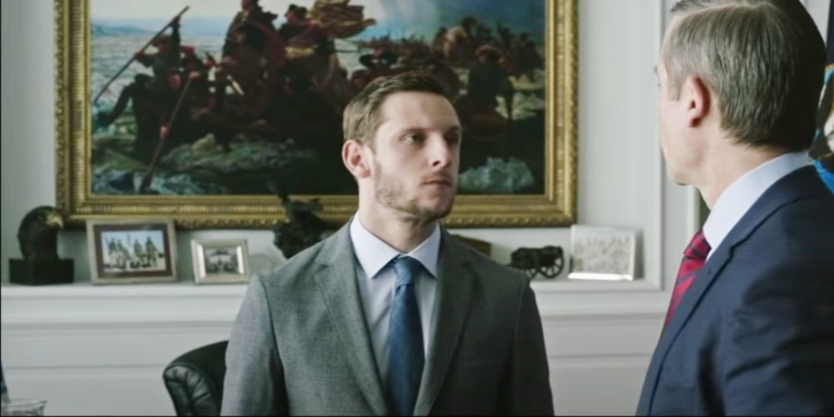 Jamie Bell in Without Remorse