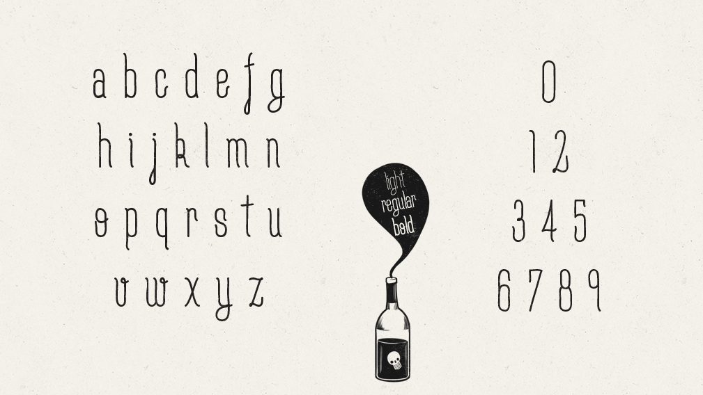 Best free fonts: Cute Punk
