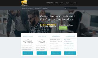 iWeb Review Listing