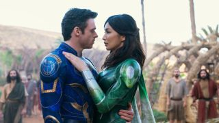 Eternals features no familiar characters and has received mixed reviews – could a Marvel film actually struggle at the box office?