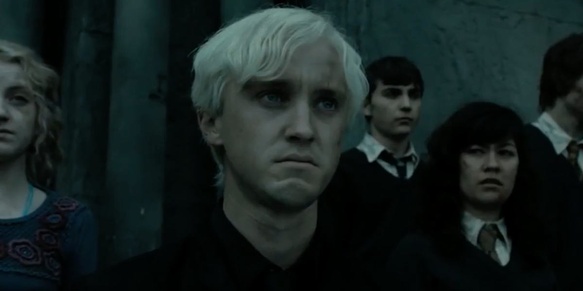 Draco in Deathly Hallows Part 2