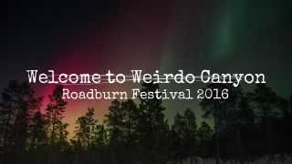 Roadburn festival 2016 weirdo canyon