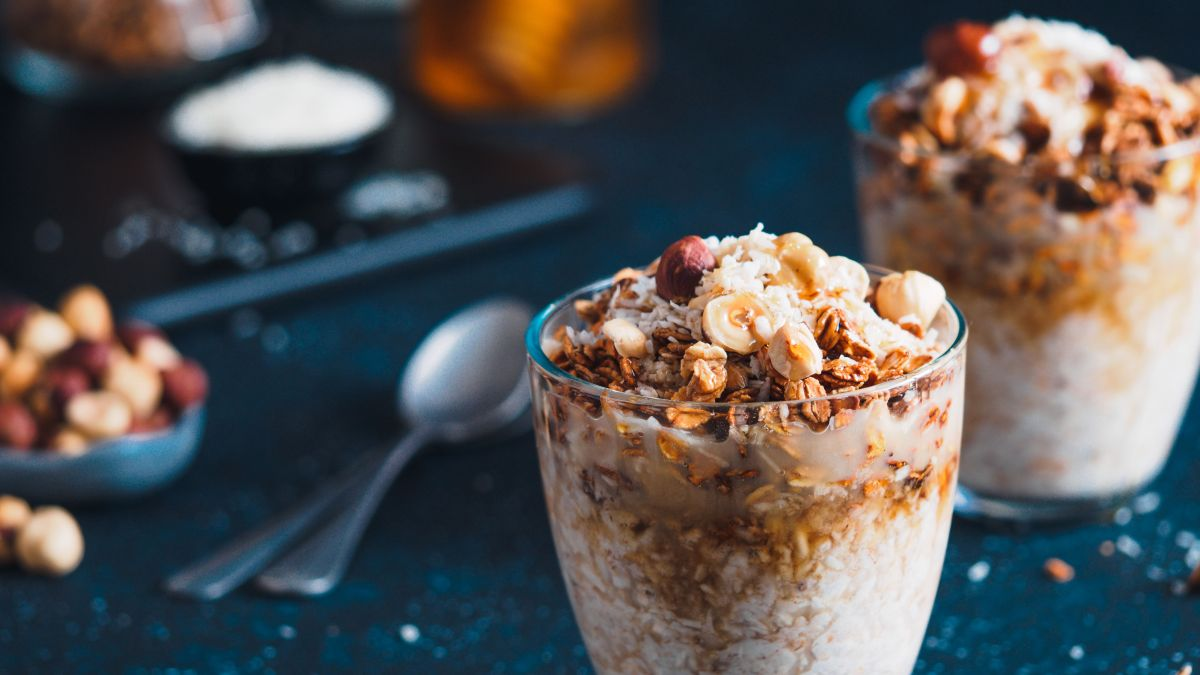 How to make overnight oats like Jamie Oliver