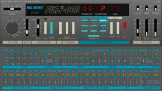 Full Bucket Music Fury-800