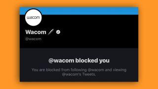 Wacom twitter