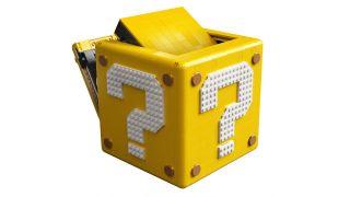 Lego Super Mario 64 Question Mark Block images