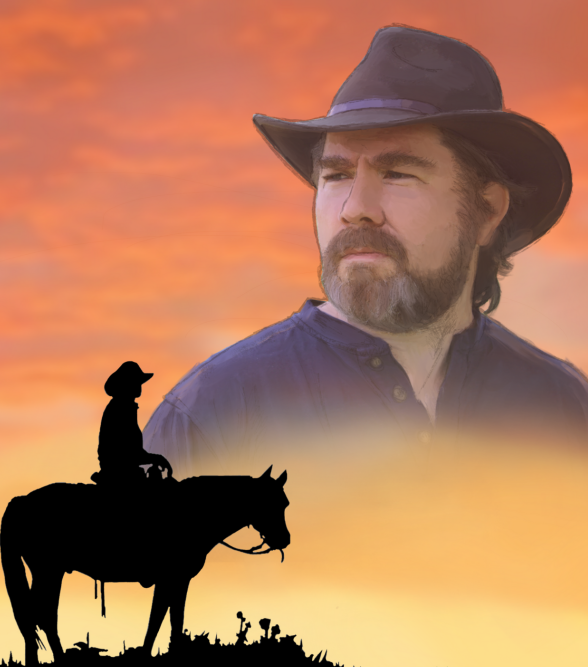 Red Dead Redemption 2 voice actor Roger Clark has released the first of his cowboy audiobook series