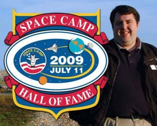 collectSPACE.com Founder to Join Space Camp Hall of Fame