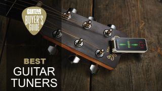 The 11 best guitar tuners in 2021, featuring chromatic, polyphonic, and strobe options