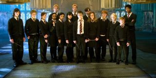 Harry Potter and the Order of the Phoenix Dumbledore's Army