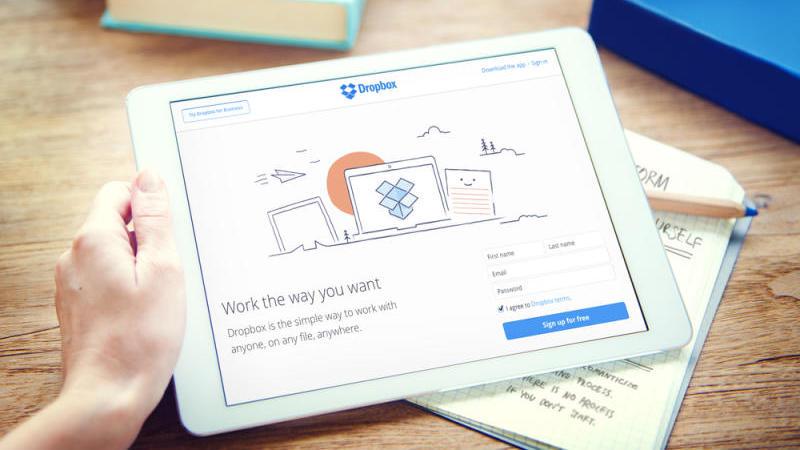 Dropbox reveals major redesign | ITProPortal