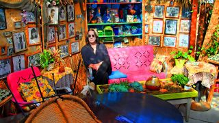 A press shot of Todd Rundgren