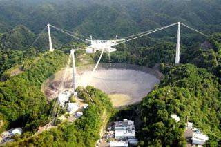 305-meter Telescope at Arecibo